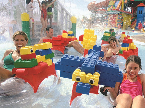 Waterpark LEGOLAND Dubai
