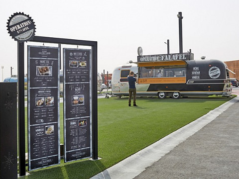 Food Trucks Dubai