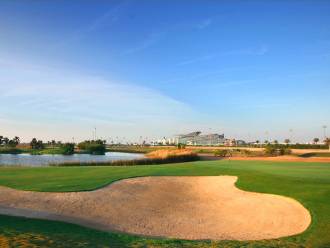 The Track - Meydan Golf Dubai