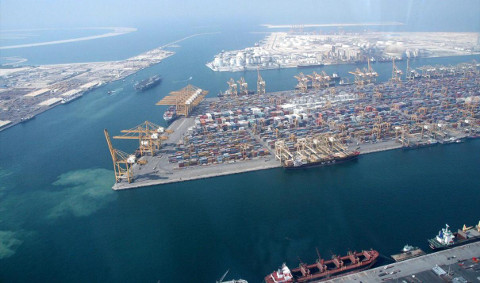 Dubai - Haven: Jebel Ali
