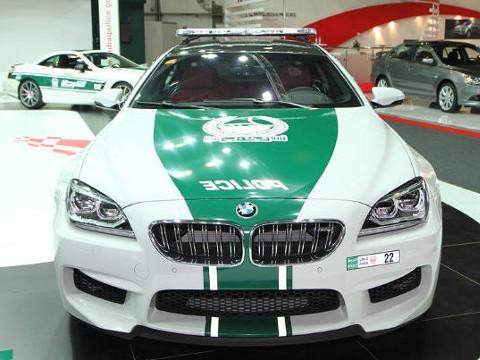 Dubai Politie - BMW M6 Gran Coupé