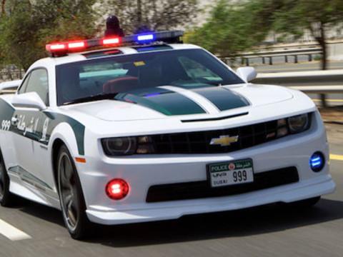 Dubai Politie - Chevrolet Camaro SS