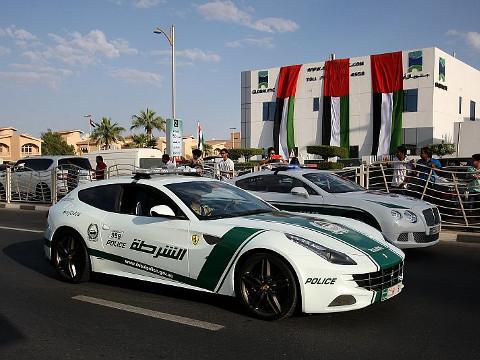 Dubai Politie - Ferrari FF