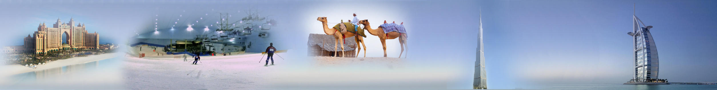 Ontdek Dubai
