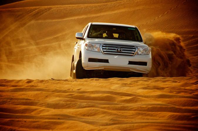 4x4 Red Dunes Dubai Desert Safari