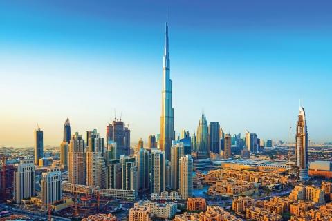 Dubai: halve dag bustour & toegang Burj Khalifa
