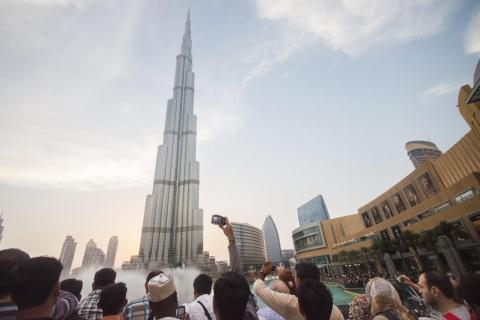 Burj Khalifa: ticket met eenrichtingstransfer