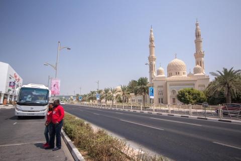 Dubai: Stadstour van een halve dag