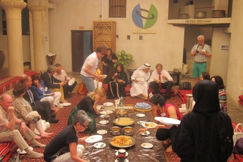 Dubai: culturele ontbijtervaring in de Emiraten