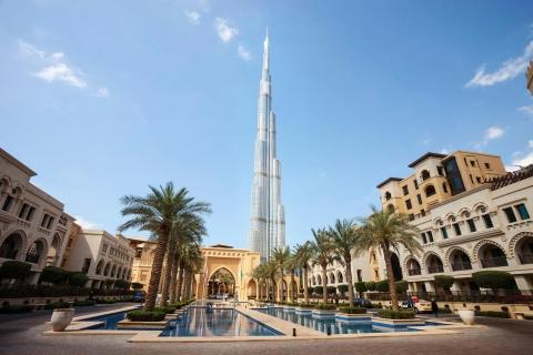 Moderne Dubai-dagtour met Burj Khalifa