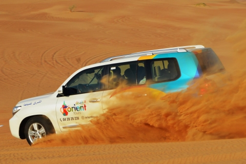 Dubai Desert Wonder - Halfdaagse 4WD Desert Safari met BBQ