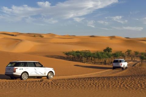 5 uur door Dubai Desert Conservation Reserve + ontbijt