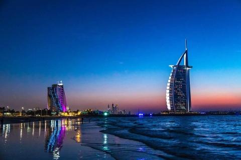 Dubai: 5-Hour Sunset Tour met Burj Khalifa-tickets