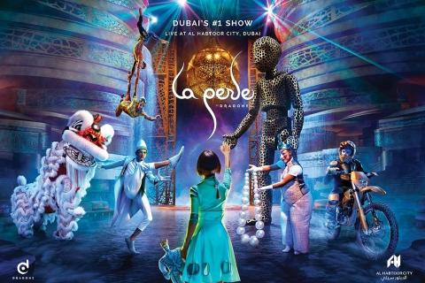 La Perle by Dragone: Dubai's meest spectaculaire show