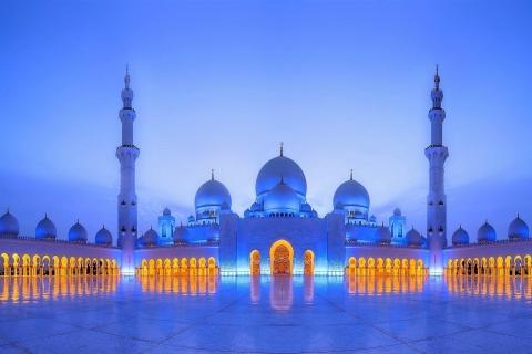 Stadstour Abu Dhabi met Louvre Museum