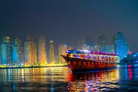 Royal Marina Dhow-dinercruise