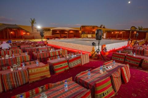 Arabische duinsafari