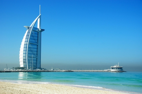 Dubai Full-Day Spaanse taal Tour - stad van contrasten