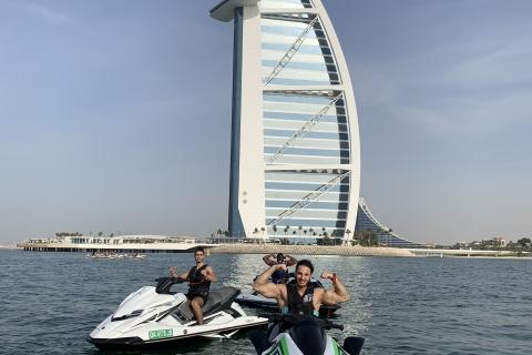 Dubai: 30 minuten op een jetski