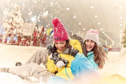 Ski Dubai Snow Classic dagticket: onbeperkt Snow Park ritjes