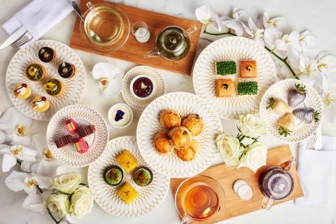 Dubai: Afternoon Tea bij Plato's in Atlantis the Palm