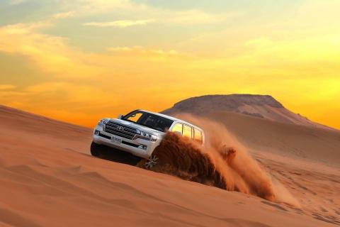 Dubai: fotosessies tijdens woestijnsafari, kamelenrit & BBQ