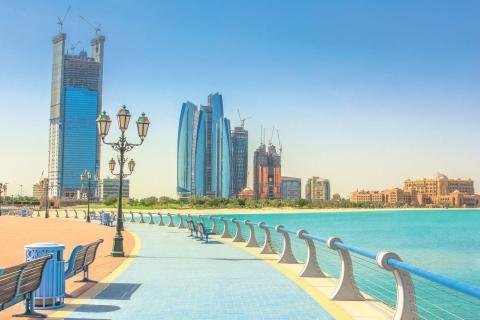 Vanuit Dubai: daguitstap naar Abu Dhabi met optionele lunch