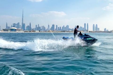 Dubai: jetski-rit