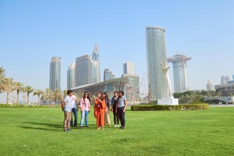 Dubai: Burj Khalifa, Dubai Mall en Dubai Opera Walking Tour