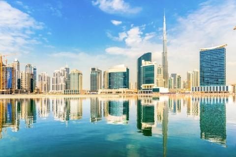Dubai Transit City Tour met Burj Khalifa Ticket