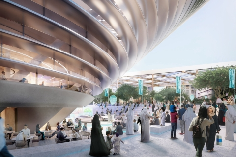 Abu Dhabi: Sightseeingtour van een hele dag Expo 2020