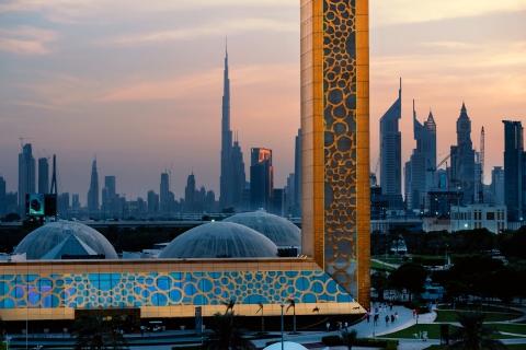 Dubai: stadstour in kleine groep met Dubai Frame-tickets