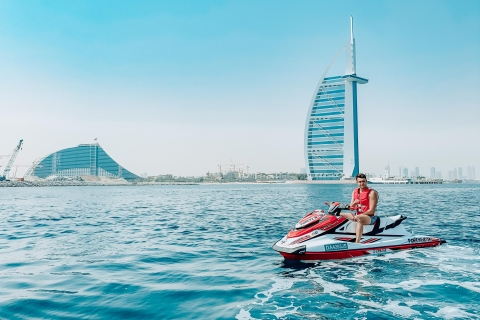 Dubai: 30 minuten durende jetski-tour naar Burj Al Arab