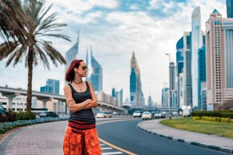 Dubai: 4-uur stadstour en Burj Khalifa-kaartje