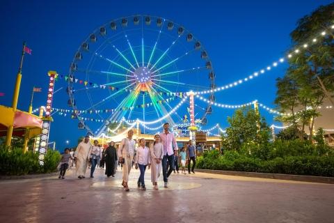 Bollywood Parks™ Dubai: 1-daagse toegang tot 1 park