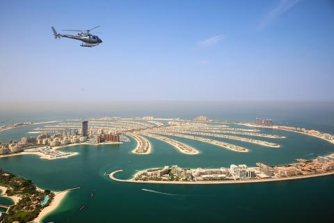Dubai: schilderachtige helikoptertour