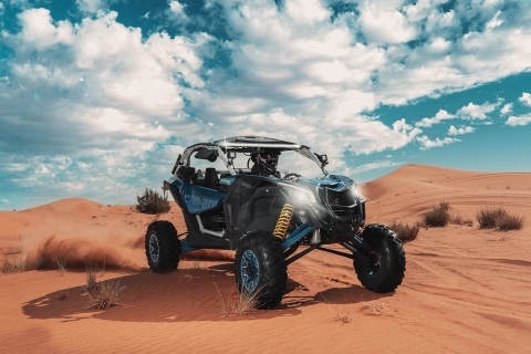 Dubai: woestijnavontuur met 4x4 buggy en gids