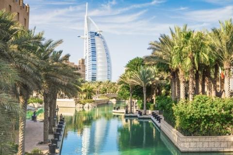 Modern Dubai: stadstour met Burj Khalifa-ticket
