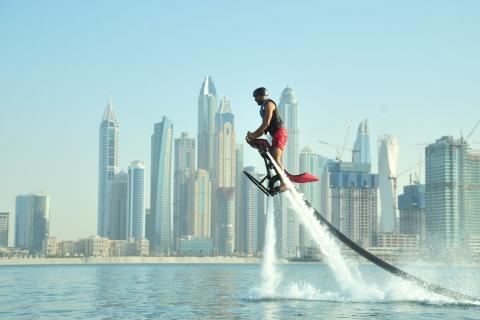 Dubai: 30 minuten durende Jetovator-sessie in The Palm Jumeirah