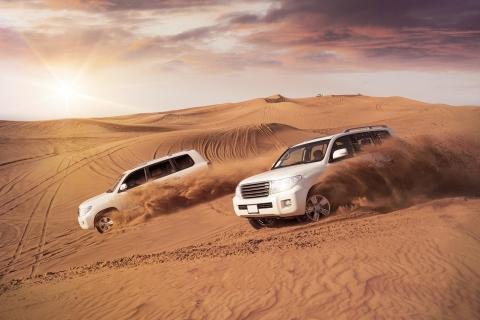 Dubai: woestijnsafari, kamelenrit en barbecuediner