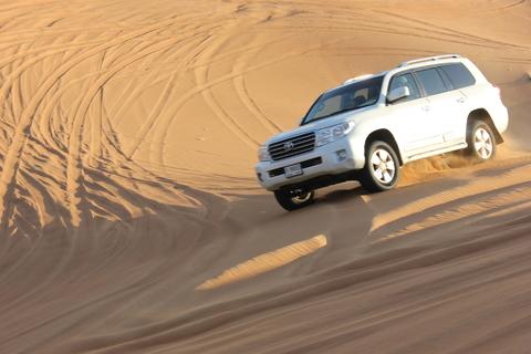 Dubai: Halfdaags woestijnavontuur met quads