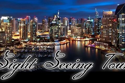 Dubai Marina Luxe Yacht Sight Seeing