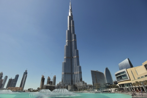 Dubai: 3 attracties 7-daagse pas