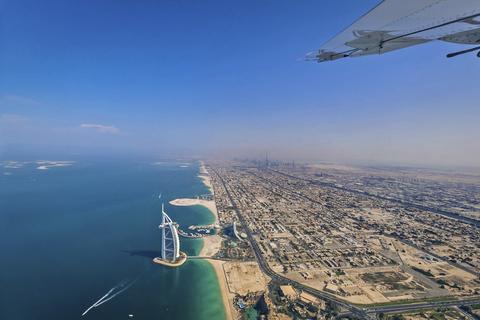 Vanaf Dubai: per watervliegtuig naar Louvre Abu Dhabi