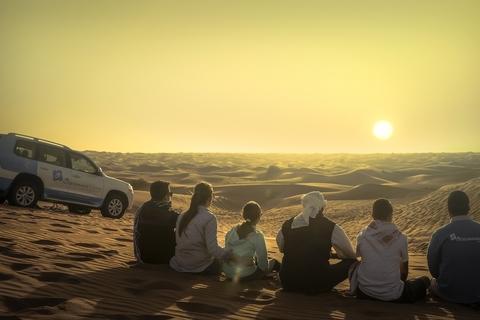 Dubai: kameelkaravaan door de Sahara met BBQ in Al Khayma