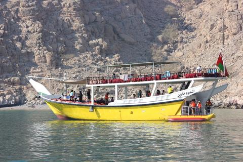 Dubai: zeesafari voor een dag naar Musandam