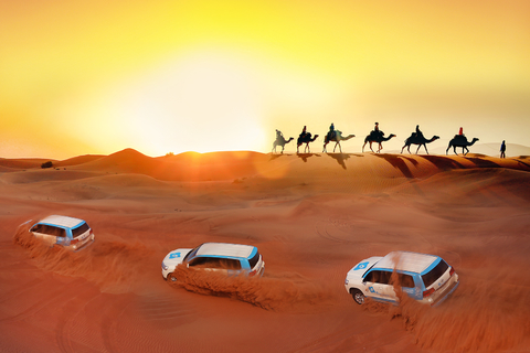 Woestijnsafari tickets in Dubai