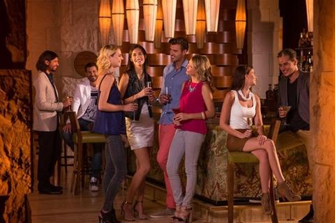 Divine Dining bij Seafire Steakhouse and Bar In Atlantis