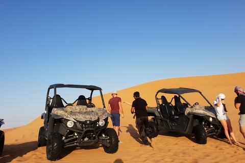 Van Dubai: Dune Buggy Desert Safari (Morning Adventure)