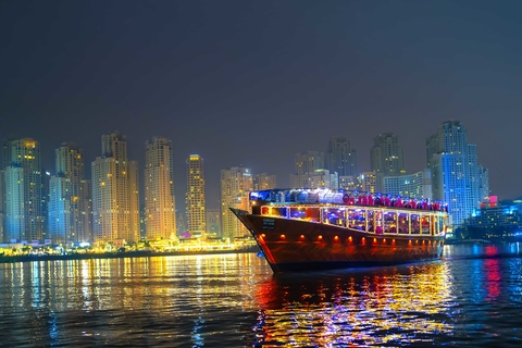Royal Marina Dhow-dinercruise